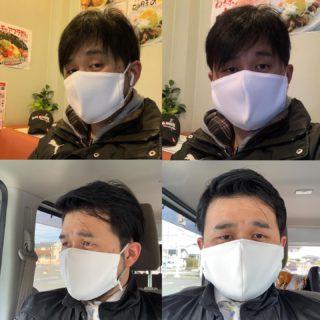 ほったやのマスクを利用してみましたよ〜♪ 先ずは、袋から出したマスクを (念のため除菌スプレーをサッと一拭きだけして) 装着してみました〜! うん!いい感じ!マスクだ☆笑 写真を見てもらうとわかっていただけると 思うのですが・・・ 最初開けたての装着感は生地に 張りがあるためダボついた感じでした。  次の日洗濯をしてから もう一度装着! するとなんとフィット感が半端ない♪ すごくつけ心地が良くなりました。  私は通常、不燃紙マスクを利用していると マスクが顎の方へズリ落ちてしまうのですが さすが体操着生地ということもあり しっかりフィットしてくれてます!  このフィット感☆良いっすよ♪ 是非お試しくださ〜い!!! #マスク  #フィット感 #くりかえし使える #お試しください  #滑川町  #ご家庭でプロの味  #おうちでプロごはん #プロごはん  #いまできること #いましかできないこと #テイクアウトチャレンジ #テイクアウトグルメ  #デリバリー  #おうち時間  #おうちごはん  #コロナショック  #コロナに負けるな‼️ #持ち帰り #お弁当  #おかず  掲載店舗続々と増えてます! 掲載内容に制限がありますが 基本情報は無料で掲載しておりますので サイト内にある申込フォームより ご申請ください! お待ちしております。 【滑川町比企地域の飲食店テイクアウトチャレンジ】  https://sites.google.com/view/namegawatakeoutderive/ホーム